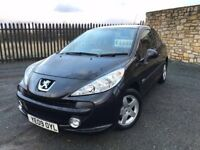 2009 09 PEUGEOT 207 VERVE 1.4 - *OCTOBER 2018 M.O.T* - VERY CLEAN EXAMPLE!