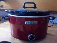 Crockpot Slow Cooker, very little use