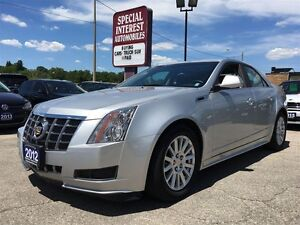 2012 Cadillac CTS SUNROOF !! HEATED SEATS !! CLEAN CAR-PROOF !!