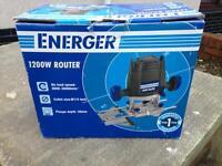 Router 1/4' energer plus bits
