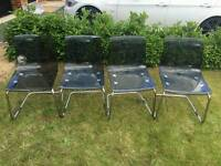 Tobias Grey Ikea Dining Chair set of 4 - These chairs are £65 EACH brand new