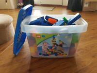 Big Box Lego Quatro 5358