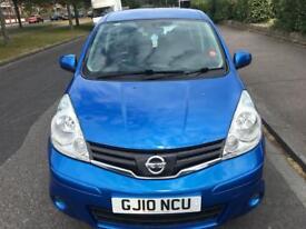 Nissan Note 1.4 16v Acenta 5dr