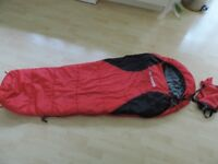 Child's sleeping bag. 165 cm long Aztec Swallow 2 Season