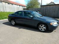 04 Volvo S60 Sport 2.4 D5 Diesel with towbar