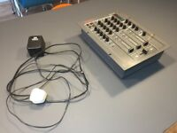 Vestax PMC 17A Mixer