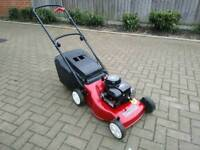 Mountfield 17inch petrol 4 wheel lawn mower