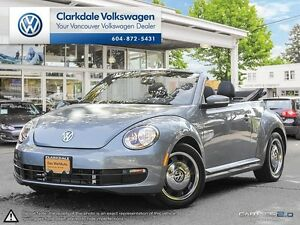 2016 Volkswagen Beetle Convertible 2dr Conv Denim Edition