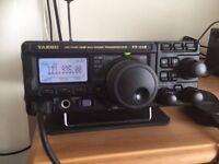 For Sale FT897 with filter Very Clean Radio Working 100%