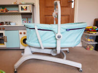 Chicco Baby Hug 4 in 1 crib / chair / highchair (very good condition)