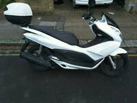Honda pcx 125 auto drive moped motorcycle scooter only 1399 no offers