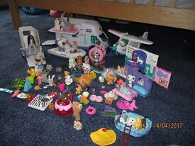 Kids toy animal bundle