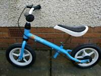 Kids kettler balance bike - 14 inch