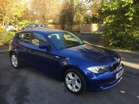 2011 BMW 118D SE - cheap tax / mega mpg and looks stunning!