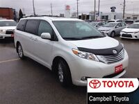 2013 Toyota Sienna XLE LIMITED AWD NAVIGATION HEATED LEATHER NEW