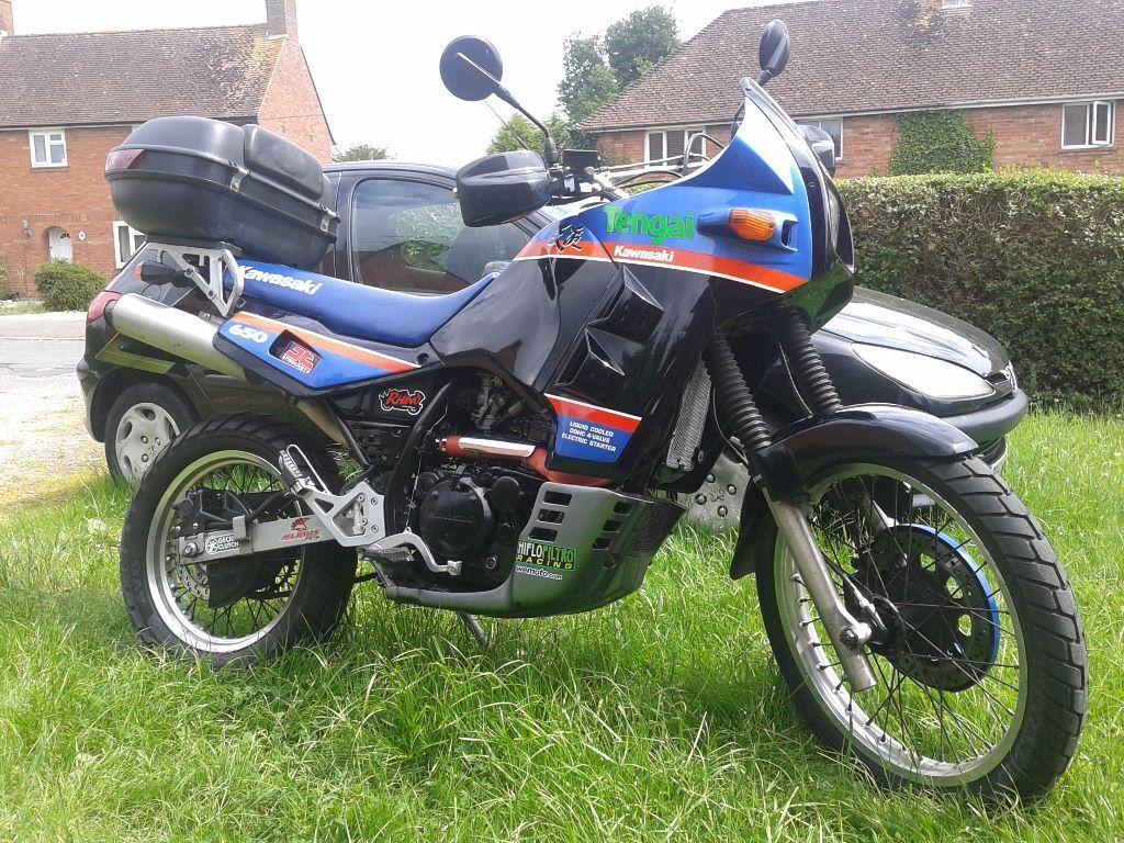 Kawasaki Klr  Mpg