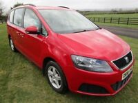 ( NEW MODEL) 2012 SEAT ALHAMBRA 1.4 TSI S ### 7 SEATER ### 58000 MILES ###