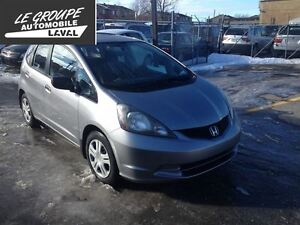 2009 Honda Fit DX-A AIR 109000KM