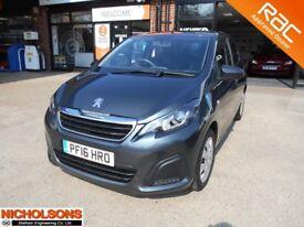Peugeot 108 1.0 (68bhp) Active 5dr