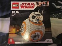 Lego BB8 Brand New Unopened