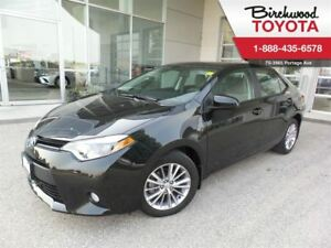 2014 Toyota Corolla LE UPGRADE w/MOONROOF & ALLOYS
