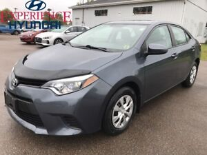 2014 Toyota Corolla CE VERY LOW KMs | FUEL SIPPER | POWER OPTION