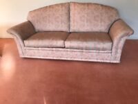 2 x sofas and 2 x matching armchairs