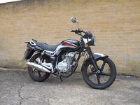 Lexmoto Arrow 125cc 2016 Low Mileage