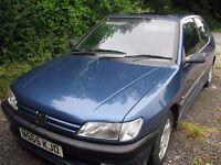 Peugeot 306 1996 1.9 Diesel Turbo Sport
