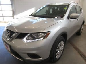 2015 Nissan Rogue S- AWD! EXT WARRANTY! BACK-UP CAM!