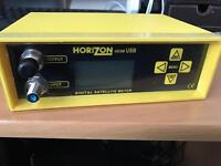 Horizon satellite meter