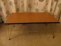 Retro Hago Ware coffee table