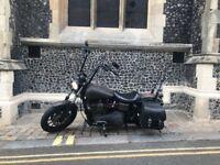 Harley-Davidson FXDXI DYNA SUPER GLIDE Sport Custom