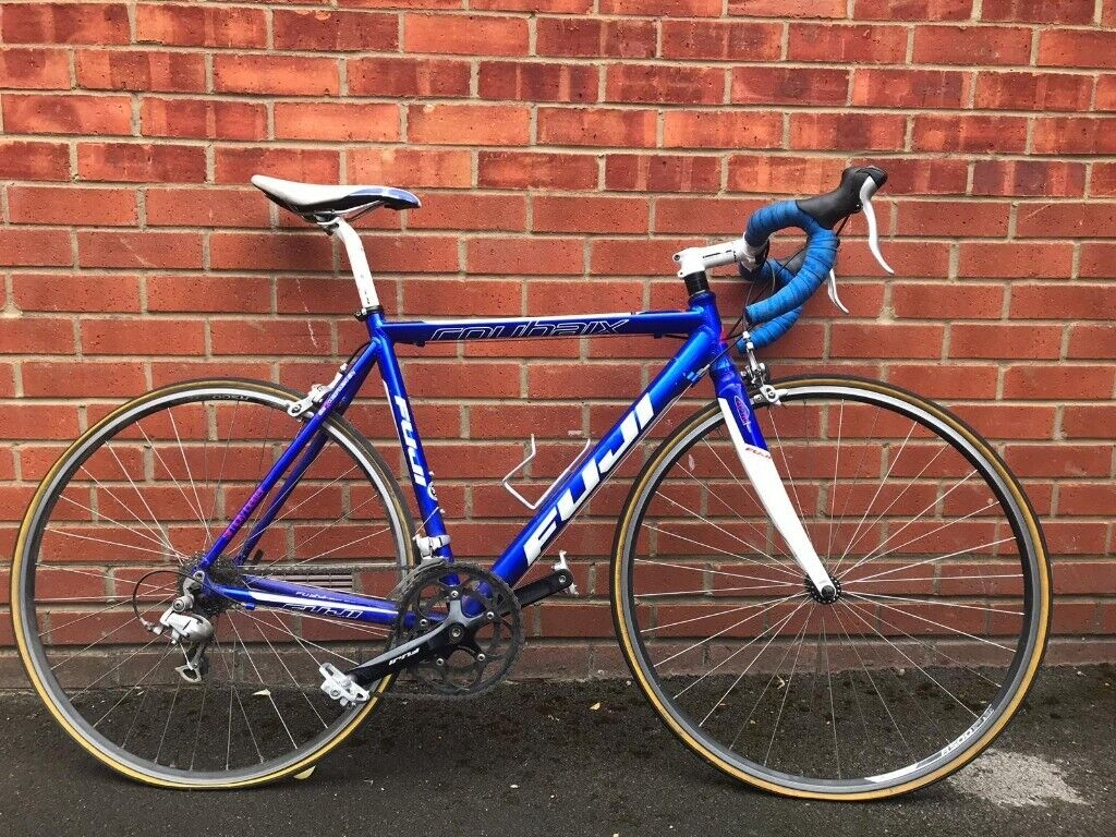 Road bike with Fuji Roubiax 3 0 53cm frame | in Didcot, Oxfordshire |  Gumtree