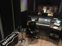 2 x Empty Studios available for long term rent in Modern Recording Studio in Ashford, Middlesex.