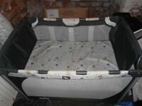 JOIE TRAVEL COT NEVER USED