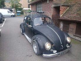 1972 VW Beetle Ratrod
