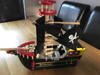 Quality Pirate ship