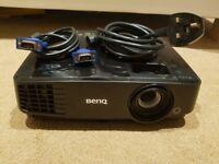 Nearly New - BENQ MS506 DLP Projector – Black