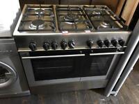 Kenwood 90cm range cooker Duel fuel