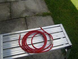 Sub zero power cable