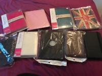 Phone cases, screen protectors, batteries and car chargers