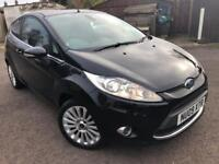 Ford Fiesta 1.6 TDCI Titanium - Low mileage - 1 Owner