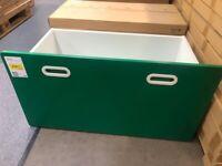 FRITIDS, Box on wheels, green, 90x49x48 cm, WAS £29 IKEA Warrington, #bargaincorner