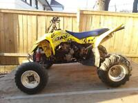 REDUCED 07 SUZUKI 450