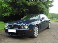 jaguar xj 2.7D 2007 face lift model