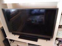 """Toshiba 39L4353D 39"""" 1080p HD Smart LED TV + WiFi after 30th october"""