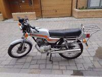 Honda CB125 T