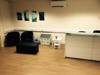 Therapy room for hire in Bourne End (between Maidenhead and Marlow)