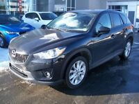 2014 Mazda CX-5 GT AWD TECH 2.5L GPS, XENON, BACK UP CAMERA, BOS